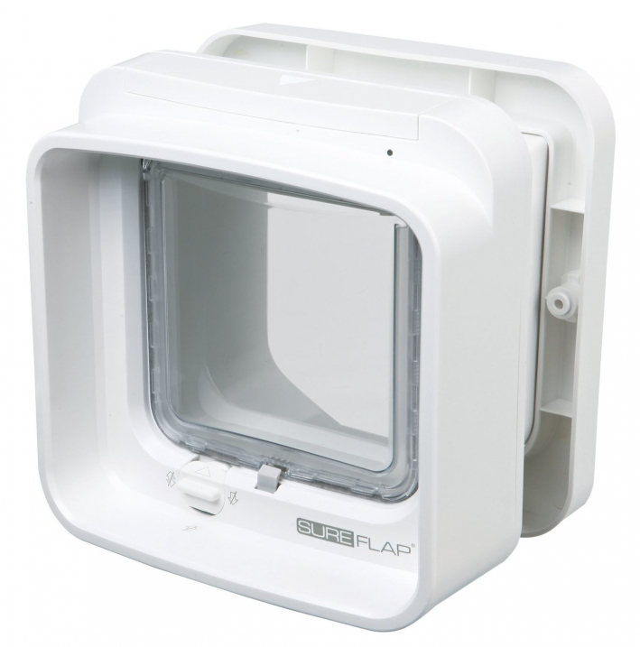 sureflap dualscan mikrochip katzenklappe katzenklappe. Black Bedroom Furniture Sets. Home Design Ideas